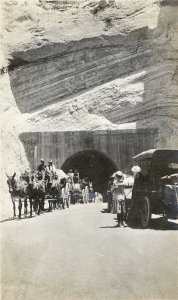 newhall-saugus tunnel