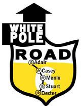 The White Pole Road