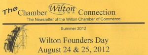 2012 Wilton Founders Day - August 24th &amp; 25th