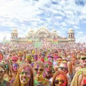 festival of color - spanish fork, utah